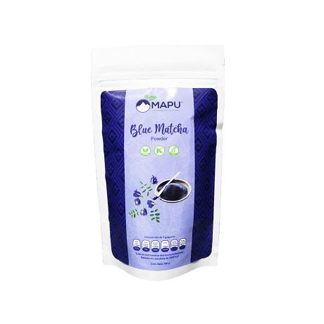 100g de Polvo Liofilizado de Blue Matcha
