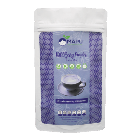 100g de Polvo Wild Berry Latte